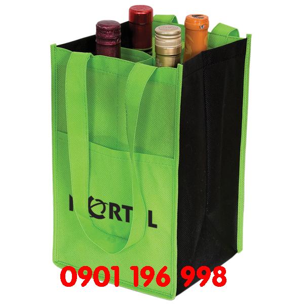 Sản xuất túi quà tết, túi đựng quà tặng, túi đựng rượu, túi đựng nước ngọt