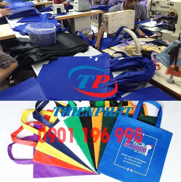 Nơi sản xuất túi vải không dệt theo yêu cầu TPHCM