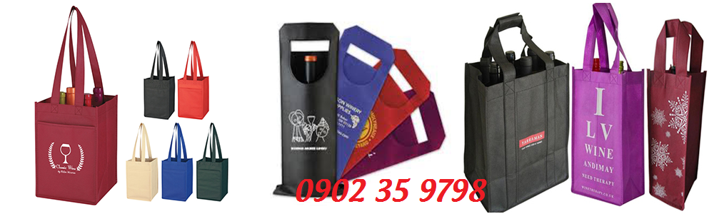 Túi vải không dệt marketing thương hiệu tuyệt vời cho doanh nghiệp